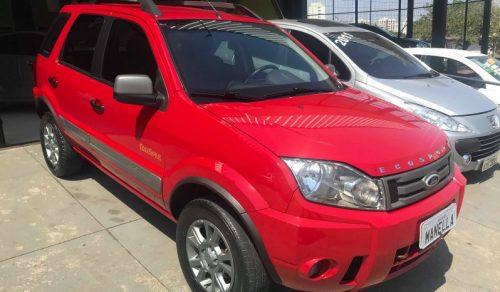 ecoesport-flex-2011-Vermelho-manella-veiculos
