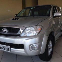 Toyota Hilux Cabine Dupla 4x4 3.0 a venda