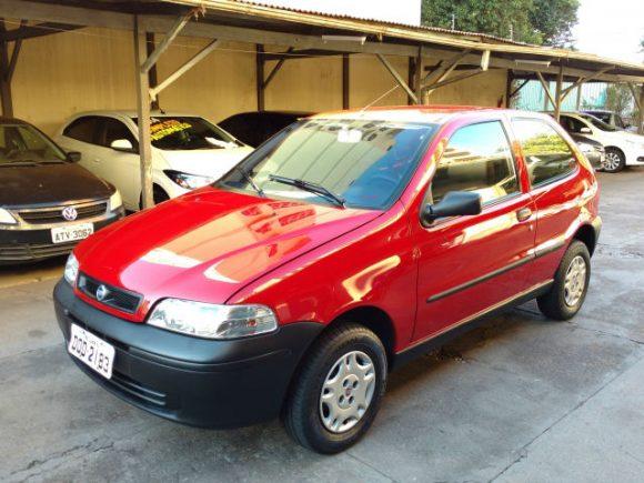 Vende Fiat Palio 2004 Vermelho